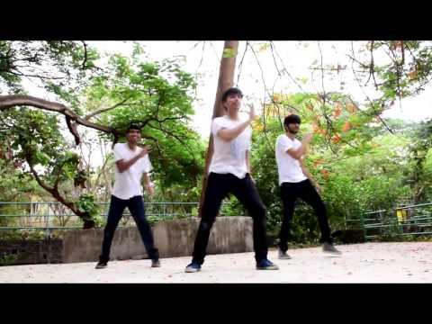 Raabta | Lyrical Hip Hop Choreography | Sahil | Avijit | Aditya | IIT Bombay