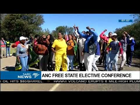 ANC Free State elective conference