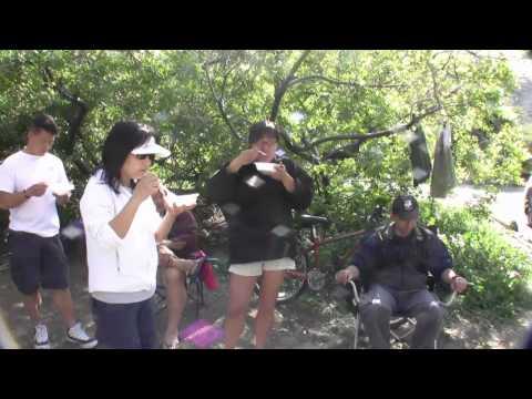 2012 Camping at Leo Carrillo