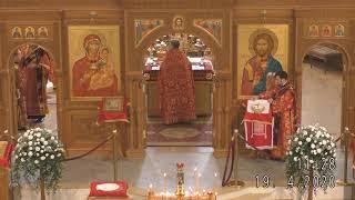 Прямая трансляция пользователя Храм в Ласнамяэ
