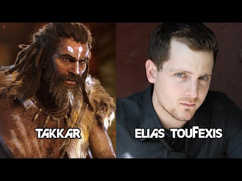 Characters and Voice Actors - Far Cry Primal