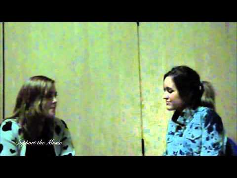 Britt Nicole Interview with Support the Music