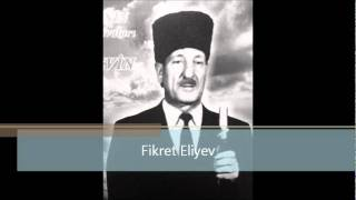 Fikret Eliyev ( Orta segah)