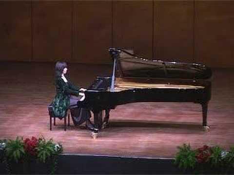 Luiza Borac Concert Chopin Etudes