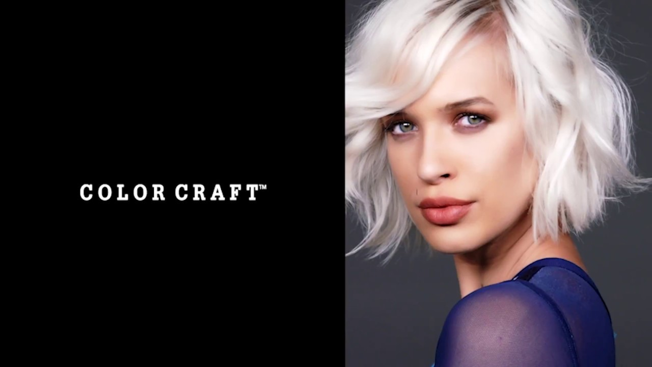 Paul Mitchell Color Craft Youtube