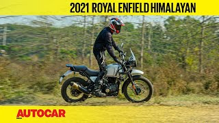 2021 Royal Enfield Himalayan review  Subtle tweaks make a difference | First Ride | Autocar India