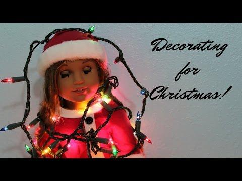 Decorating For Christmas! ~agsm