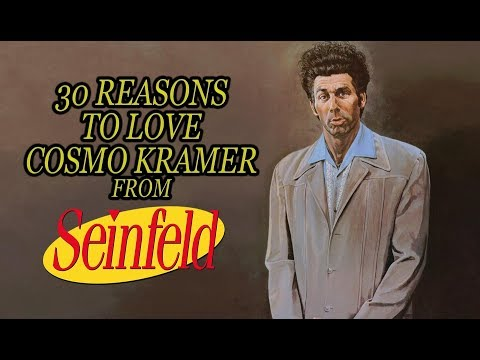 "Thumbnail: 30 Reasons To Love Cosmo Kramer From ""Seinfeld"""