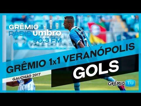 [GRÊMIO RÁDIO UMBRO] Grêmio 1x1 Veranópolis (Campeonato Gaúcho 2017) l GrêmioTV