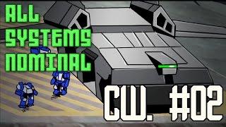 2 tüm Sistemler Nominal: CW Bölüm