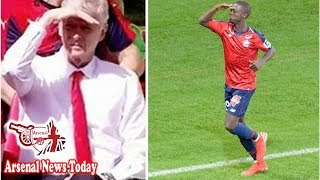Arsene Wenger spotted doing 'Nicolas Pepe celebration' as fans have brilliant theory- news today