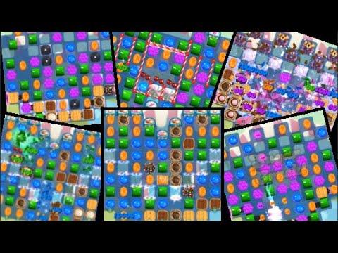 candy-crush-saga-level-7406-to-7408-★★★-||-#candycrussaga