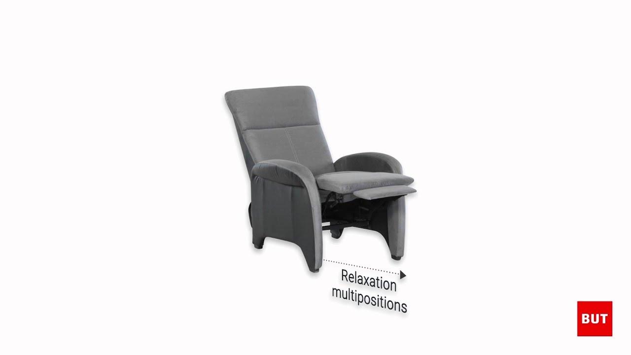 fauteuil relax manuel pallas 2 but - Fauteuille Relax