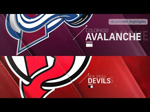 Colorado Avalanche vs New Jersey Devils Oct 18, 2018 HIGHLIGHTS HD