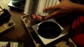 XBOX 360  (unboxing dj hero 2 bundle)