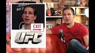 Bojan Veličković otkrio zašto je dobio otkaz u UFC-u