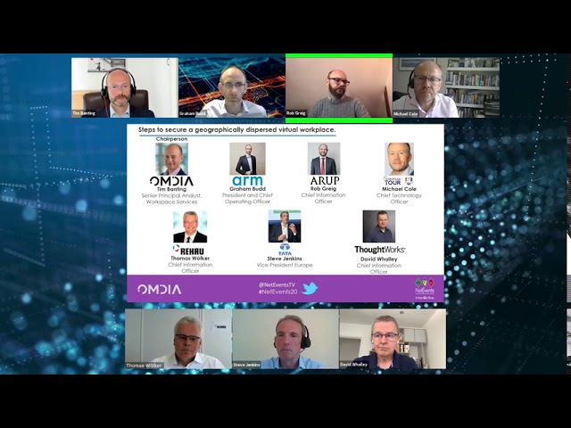 CIO RT - Business Continuity & Agility During & After Times of Crisis – Part 4