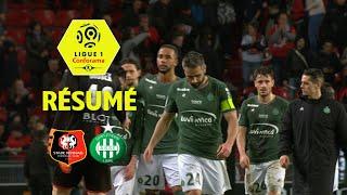 Stade Rennais FC - AS Saint-Etienne (1-1)  - Résumé - (SRFC - ASSE) / 2017-18