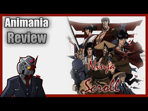 Animania: Ninja Scroll (1993) Review