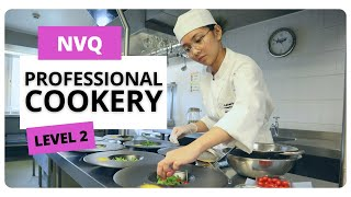 professional cookery nvq level 2