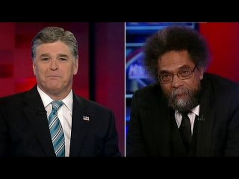Cornel West: Trump a 'dangerous neo-fascist in the making'