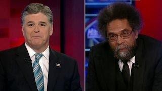 Cornel West: Trump a 'dangerous neo-fascist in the making'