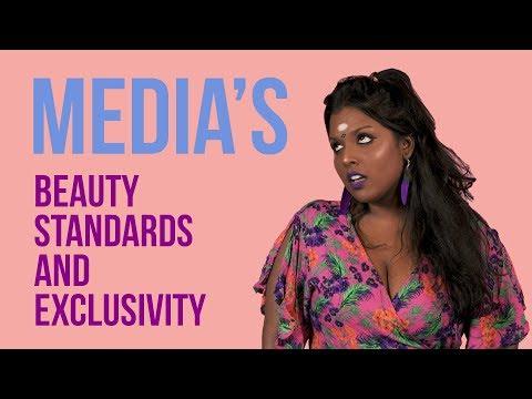 Unrealistic Beauty Standards & Underrepresentation In Media Has To STOP   NANDINI SAYS