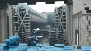 Touring the Three Gorges Dam