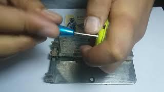 Change LCD samsung B310E B312 تغيير شاشة سامسونغ