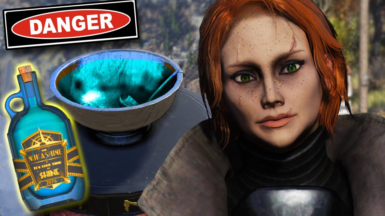 We gave NEW PLAYERS Nuka-Shine in Fallout 76 thumbnail