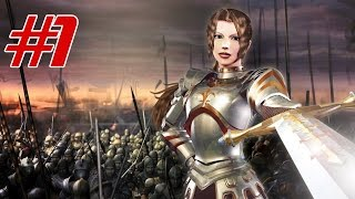 Wars and Warriors Joan of Arc Walkthrough - Mission 1 - The Arrival