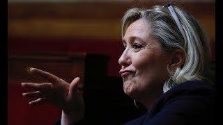 DEUTSCH-FRANZÖSISCHE FREUNDSCHAFT: Le Pen spricht von deutscher