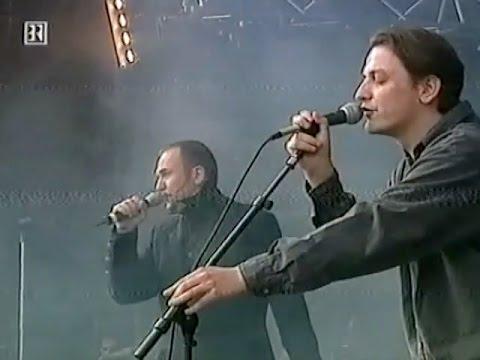 1998 Rock im Park - Joachim Witt und Peter Heppner