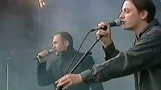 """1998 Rock im Park - Joachim Witt und Peter Heppner """"Die Flut"""" live"""