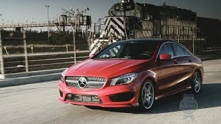2015 Mercedes-Benz CLA-Class - Review and Road Test