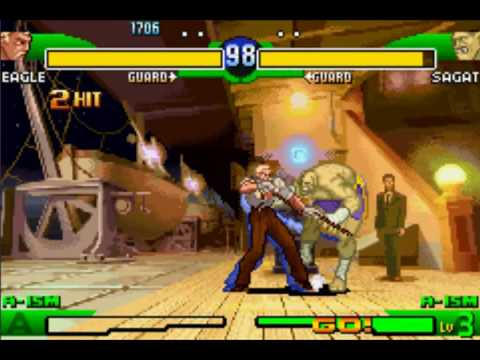 Don T Stop Eagle Now Street Fighter Alpha 3 And Queen Youtube