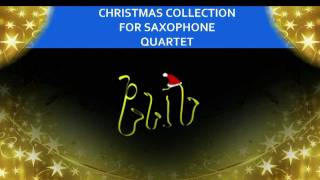 Video Christmas Sheet Music for Saxophone Quartet download MP3, 3GP, MP4, WEBM, AVI, FLV Maret 2018