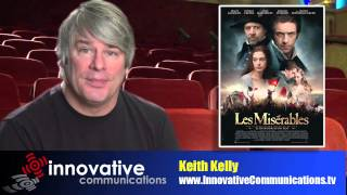 Les Misérables Review by Keith Kelly