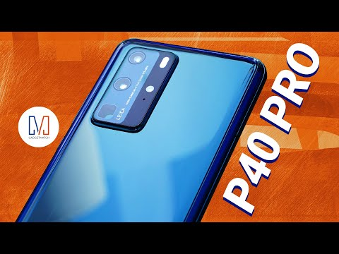 Huawei P40 Pro Unboxing & COMPLETE Hands-On