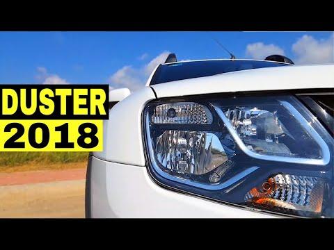 Renault Duster 2018 - Camioneta SUV Compacta Exterior Interior Manejo!