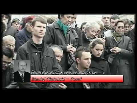 Polska w żałobie po tragicznej smierci Lecha Kaczyńskiego