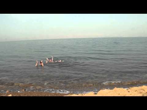 Dead Sea, Jordan, March 2015