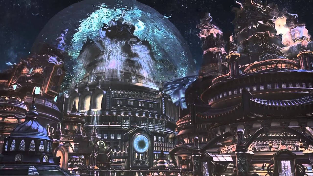 final fantasy xx2 hd remaster the fall of a great city