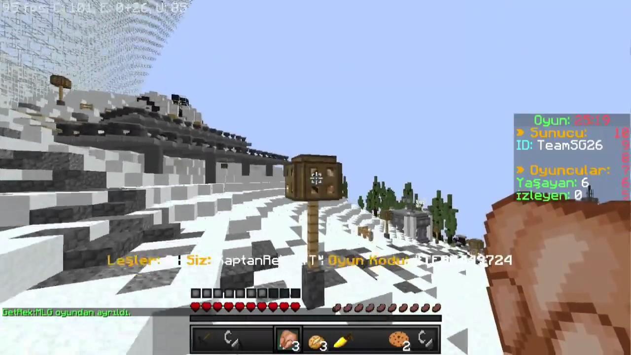 Download Teogdan Önce Son Video !! (Görüşürüz!!) (Minecraft:Survival Gamers 1#
