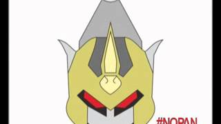 Stop Motion Video]Nopan ComicGatotkaca versi J-Toku_x264