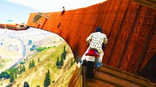 ULTIMATE WALLRIDE! | GTA 5 (Best Moments)