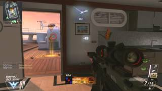 Insane Black Ops 2 Sniper Gameplay 81-24 Is Sniping Biased?