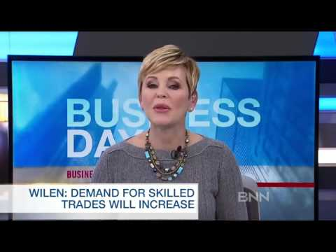 BNN TV Trade up   Skilled trades in hot demand for 2017