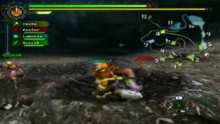 Monster Hunter Tri [En ligne #1] : Les oeufs !!!