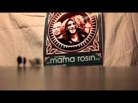 2 May 2012: Mama Rosin & HopStopBanda live @Muziekgieterij in Maastricht